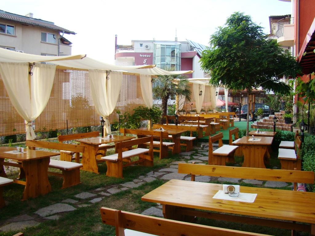 ресторант-градина