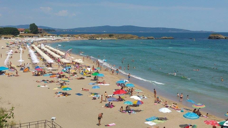 плаж лозенец