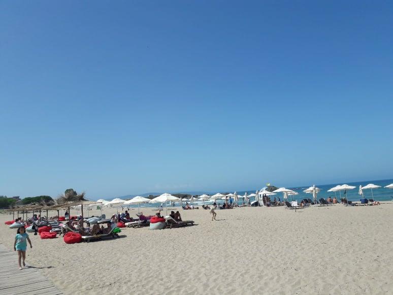 плаж лозенец хотел Белисимо